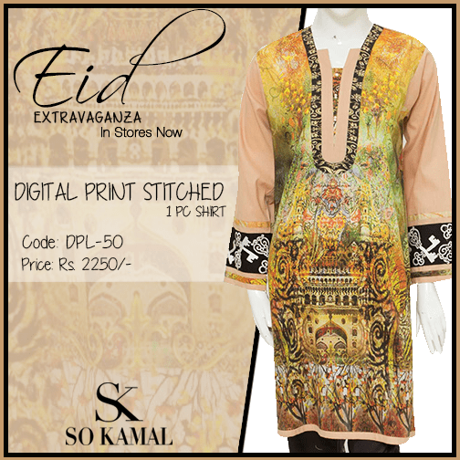 So Kamal Eid Collection 2015 For Women004