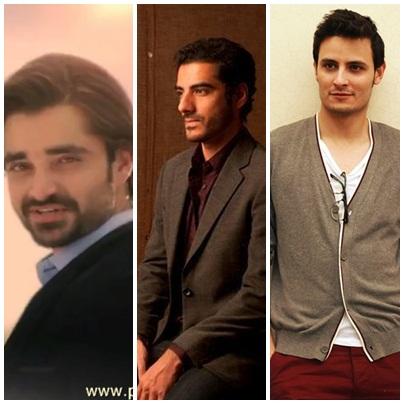 Top 5 Handsome Datable Actors In Pakistani Showbiz Industry