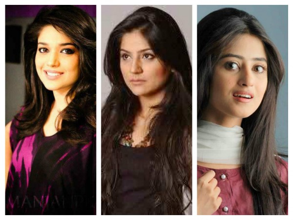 Which Pakistani Actresses Look Beautiful With Open Hair