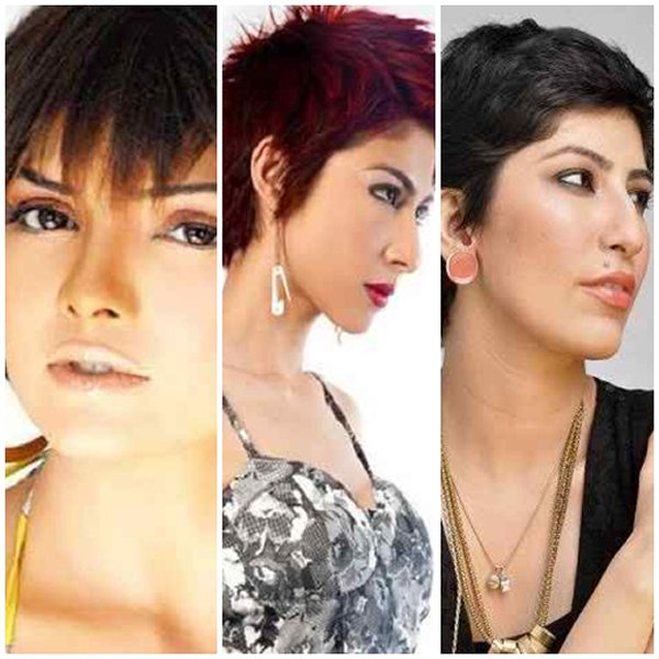 Which Pakistani Female Celebrities Rock With Boy Haircut