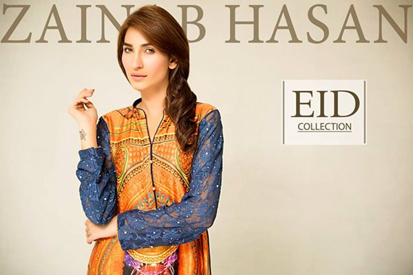 Zainab Hasan Eid Collection 2015 For Women001