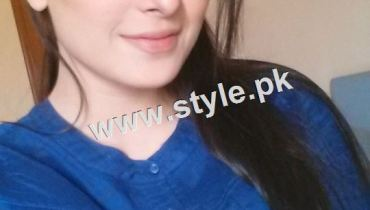 See Ayeza Khan is back to work