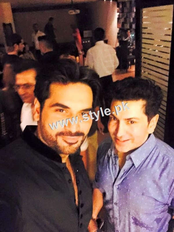 "See Humayun Saeed and Yasir Nawaz are famous Pakistani Celebrities. They both are actor as well as director and producer. Yasir Nawaz has recently directed a film ""Wrong No"" while Humayun Saeed has worked as a hero in a film ""Bin Roye. Humayun Saeed was born on 27 July while Yasir Nawaz was born on 26 July. Both of them celebrated their birthday together at 12:00 am on 26 July. Many Famous Celebrities including Mahira Khan, Sarwat Gillani and Fahad Mirza were a part of the celebration. Here we have pictures of Birthday Celebration of two stars Humayun Saeed and Yasir Nawaz.  See pictures of Birthday Celebration of two stars Humayun Saeed and Yasir Nawaz"