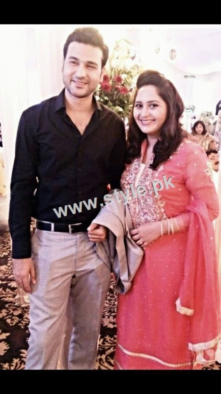 Complete Wedding pictures of Ali Gul Pir and his bride (5)