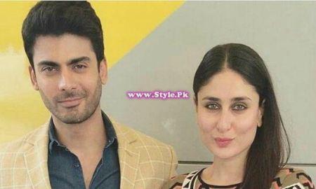 See Fawad Khan Spotted with Kareena Kapoor