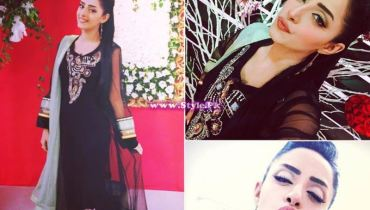 See How Pakistani Celebrities were styled up on Eid-ul-fitar 2015