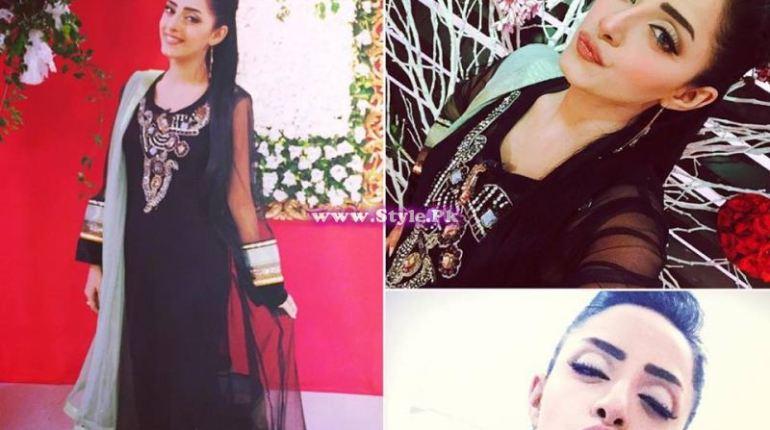 See How Pakistani Celebrities were styled up on Eid-ul-fitar 2015