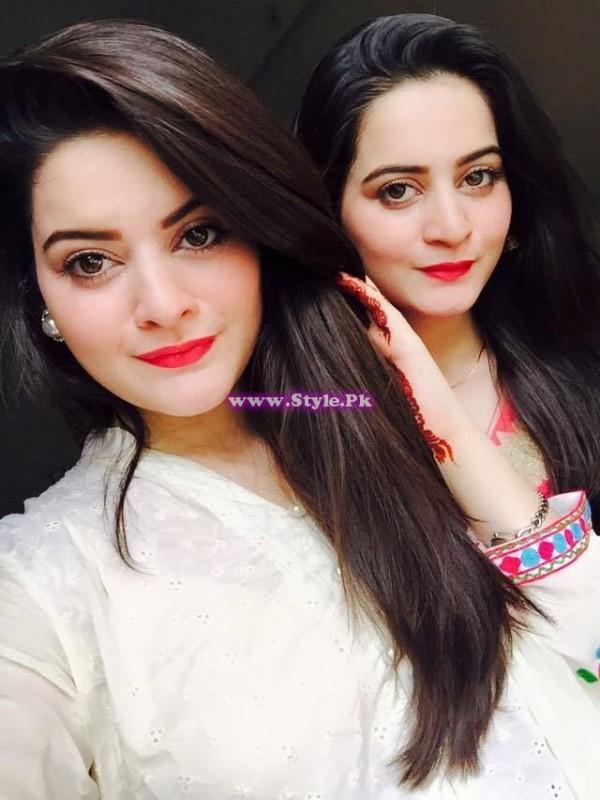 How Pakistani Celebrities were styled up on Eid-ul-fitar 2015