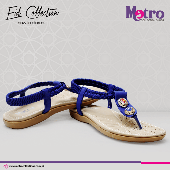 Metro Eid Footwear Collection 2015 For Women005