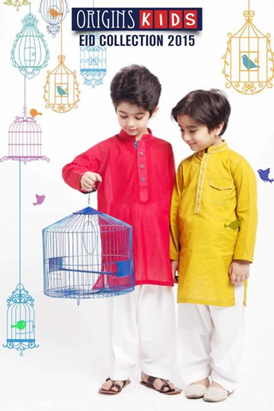 Origins Eid Collection 2015 For Kids0014