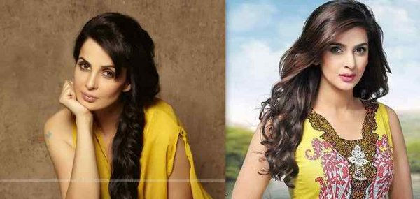 Pakistani Actresses And Their Indian Look Alike001