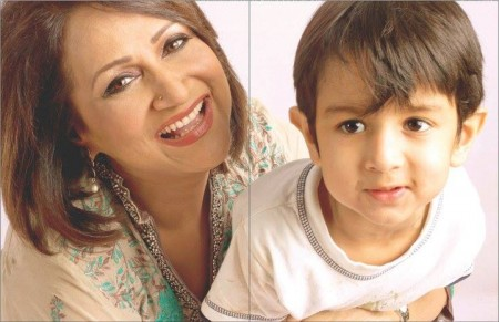 See Pakistani celebs who are grandparents