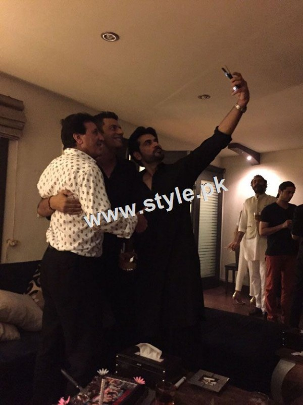 Pictures of Humayun Saeed's success party 3