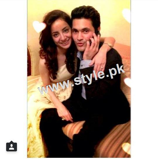 Top 18 Couples of Pakistani Celebrities 10