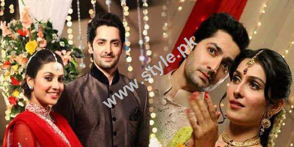 See Top romantic scenes from Pakistani Dramas