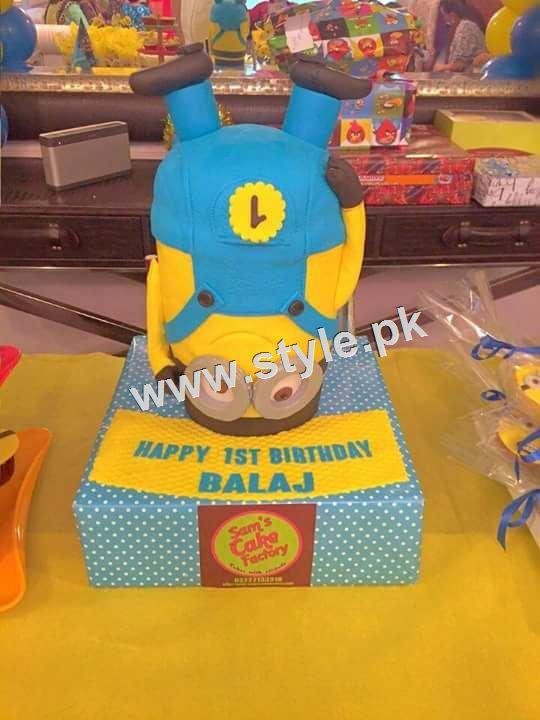 See 1st Birthday Celebration of Nida and Yasir's son Balaj