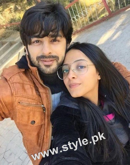 After dating Humayun Ashraf Sanam Chaudhry is dating Furqan Qureshi 6