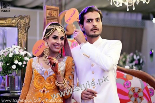 Asad Siddiqui's Wedding pictures (7)