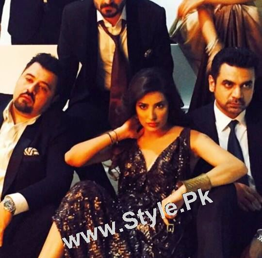 Behind the Scene pictures from Jawan Phir Nahi Aani (5)