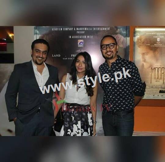 Celebrities at premiere of Moor 14