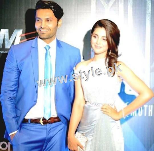 Celebrities at premiere of Moor 22