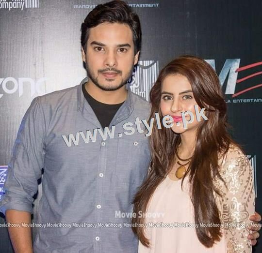 Celebrities at premiere of Moor 25