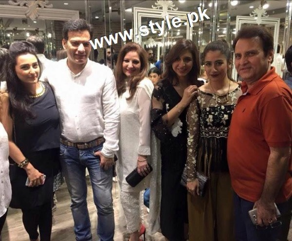 Celebrities at the launch of Meher's Salon (10)