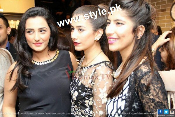 Celebrities at the launch of Meher's Salon (8)