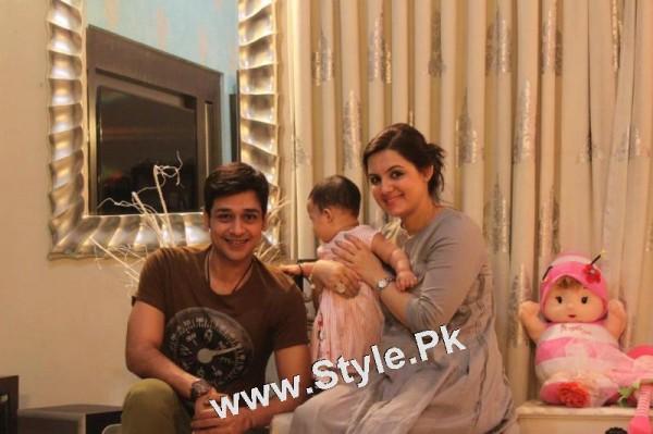 Family Pictures of Senior Pakistani Celebrities (2)