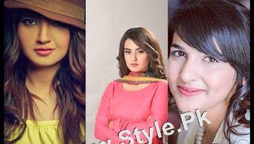 See Fresh Faces in Pakistani dramas