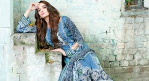 Lala Textiles Midsummer Collection 2015 Volume 1 For Women0016