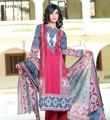 Lala Textiles Midsummer Collection 2015 Volume 1 For Women008