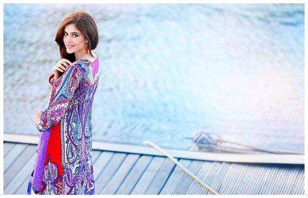 Latest Photoshoot Of Arij Fatyma For Lawn Brand003