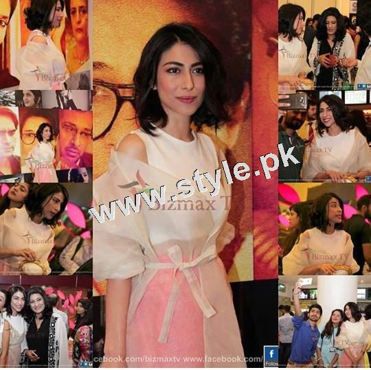 Pakistani Celebrities on the red carpet of MANTO 14