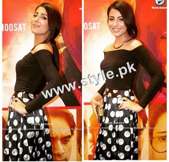 Pakistani Celebrities on the red carpet of MANTO 16