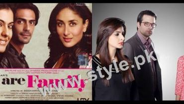 See Pakistani Dramas that are Remake of Indian Movies