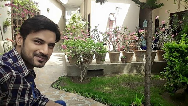 Pakistani New Actor And Model Zahid Ahmed Profile002