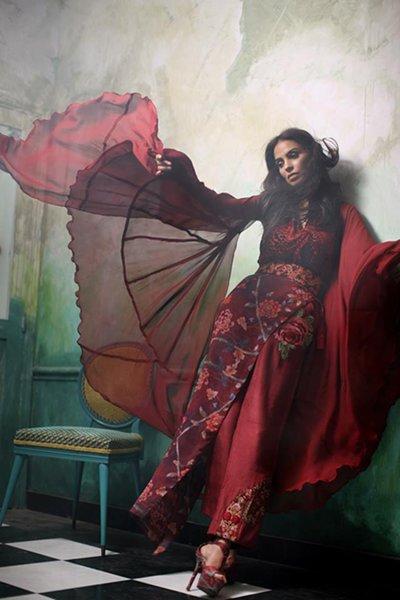 Shamaeel Ansari Party Wear Collection 2015 For Women0006