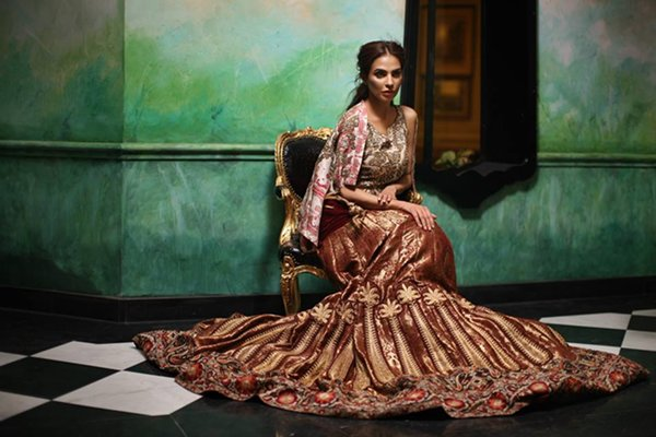 Shamaeel Ansari Party Wear Collection 2015 For Women009