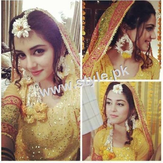 Unmarried Celebrities stunned in Bridal looks 10