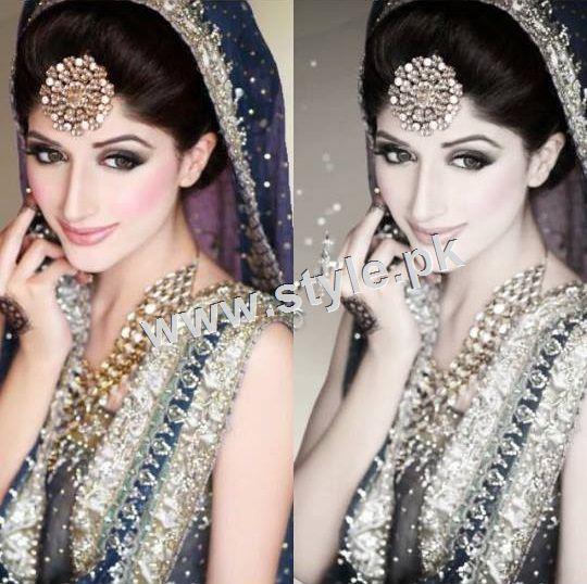 Unmarried Celebrities stunned in Bridal looks 2