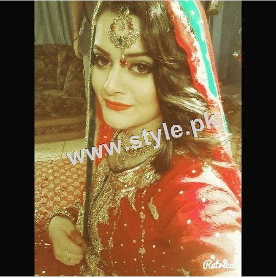 Unmarried Celebrities stunned in Bridal looks