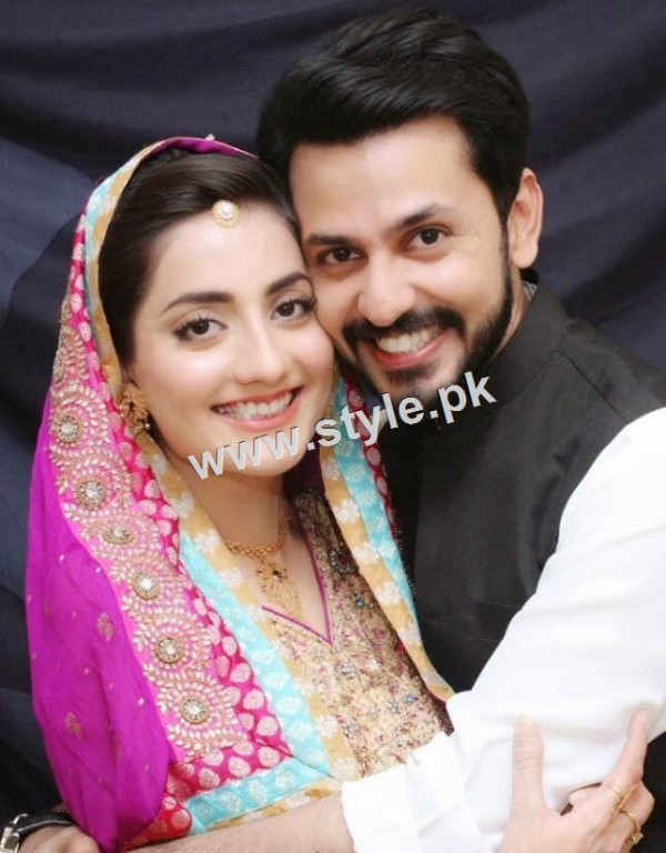 Wedding Pictures of Famous Pakistani Celebrities 14