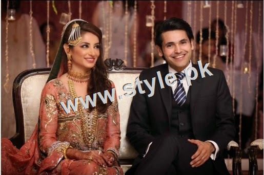 Wedding Pictures of Famous Pakistani Celebrities 26