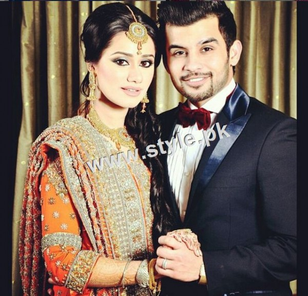 Wedding Pictures of famous Pakistani Singers 14