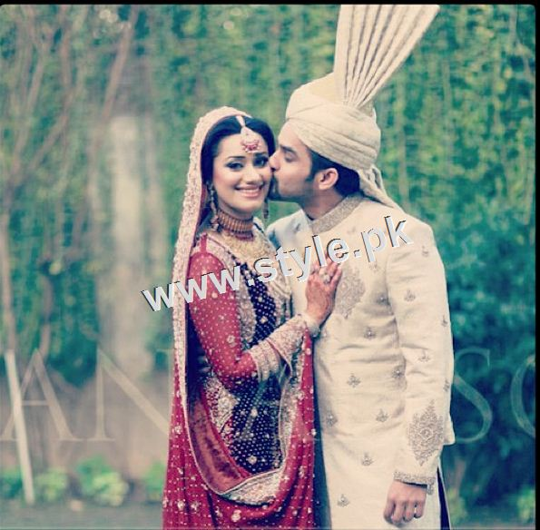 Wedding Pictures of famous Pakistani Singers 16