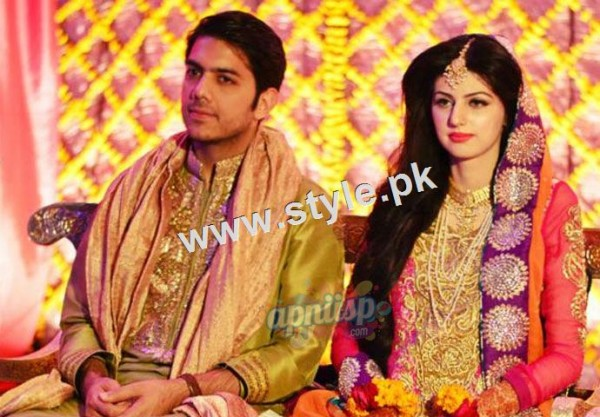 Wedding Pictures of famous Pakistani Singers 23