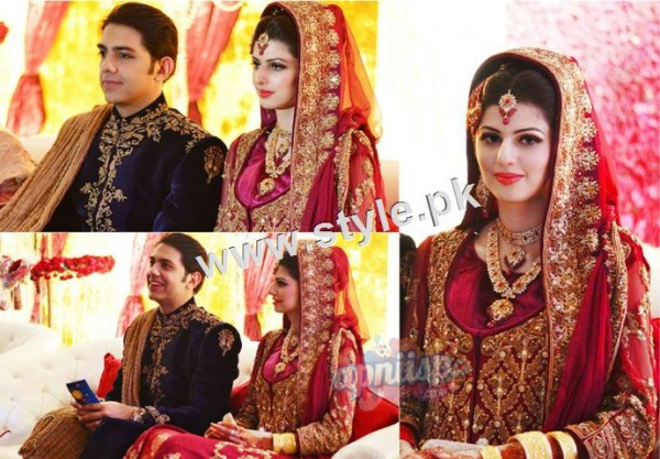 Wedding Pictures of famous Pakistani Singers 25
