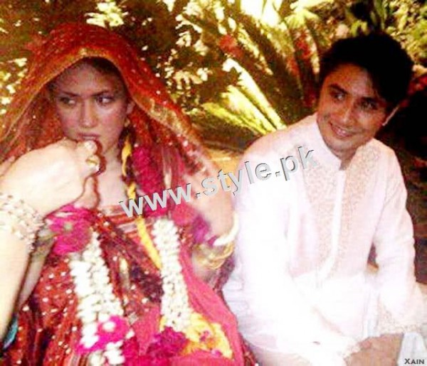 Wedding Pictures of famous Pakistani Singers 3