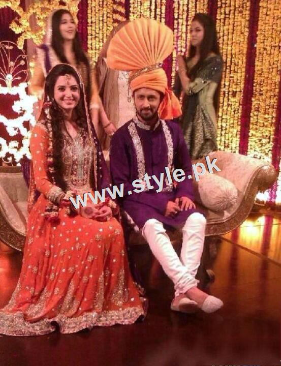 Wedding Pictures of famous Pakistani Singers 7